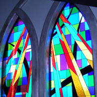 Temple & Church Stained Glass