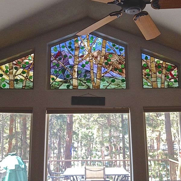 colorado springs transom stained glass