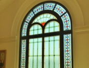 custom stained glass replacement colorado springs church