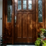 custom stained glass door colorado springs
