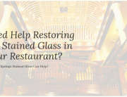 stained glass restoration colorado springs restaurants