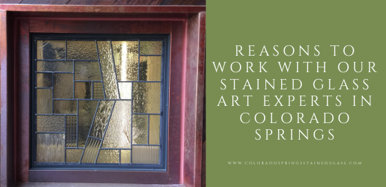 stained glass art experts colorado springs