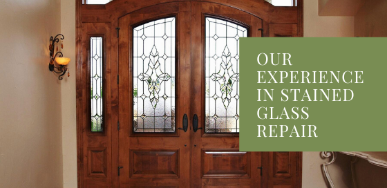 experience stained glass repair